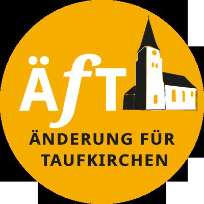 ÄfT | Änderung für Taufkirchen-Logo